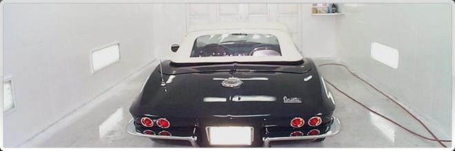 Paint Booth Rental >> Paint Booth Rental Car Painting Orange County Precision Collision